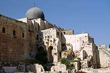 [ Area around the southern wall of the Temple Mount, Jerusalem (2) ]