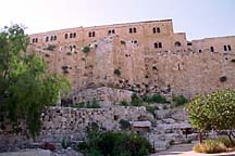 [ Area around the southern wall of the Temple Mount, Jerusalem (1) ]