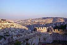 [ View from the walls of Jerusalem (2) ]