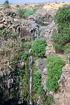 [ Golan waterfall (3) ]