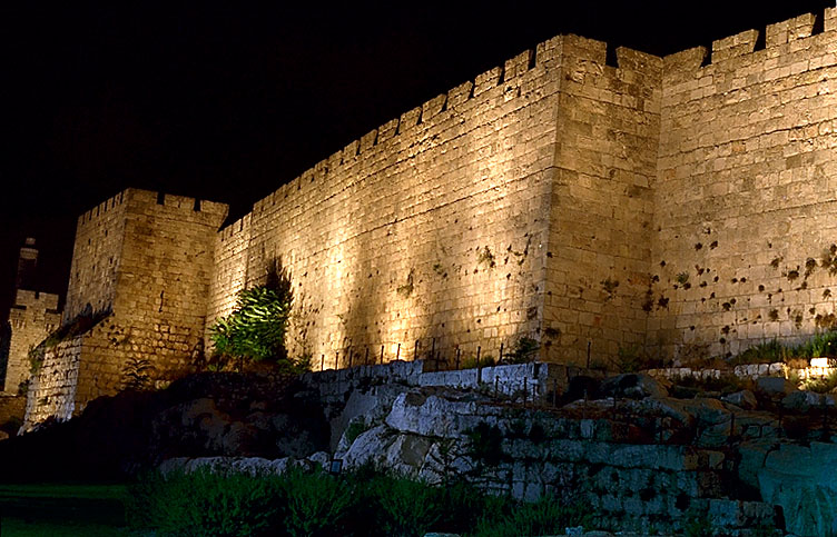 ���� ������ ���� ����� ����� walls-of-jerusalem.j