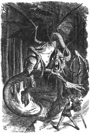 Picture of the Jabberwocky
